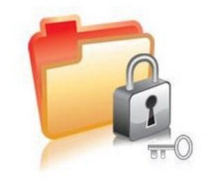 Kunci FoLder Dengan Notepad